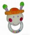 Plush Educational Baby Toy