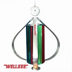 Wellsee WS-WT400W small cellular wind turbine