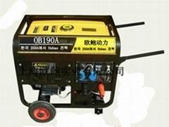 190A電焊機