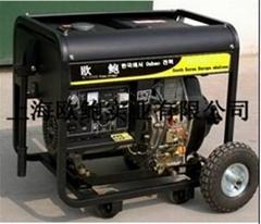 柴油工程电焊机