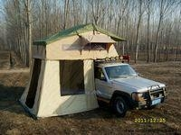 Roof Top Tent SRT01E(Covered entry style)