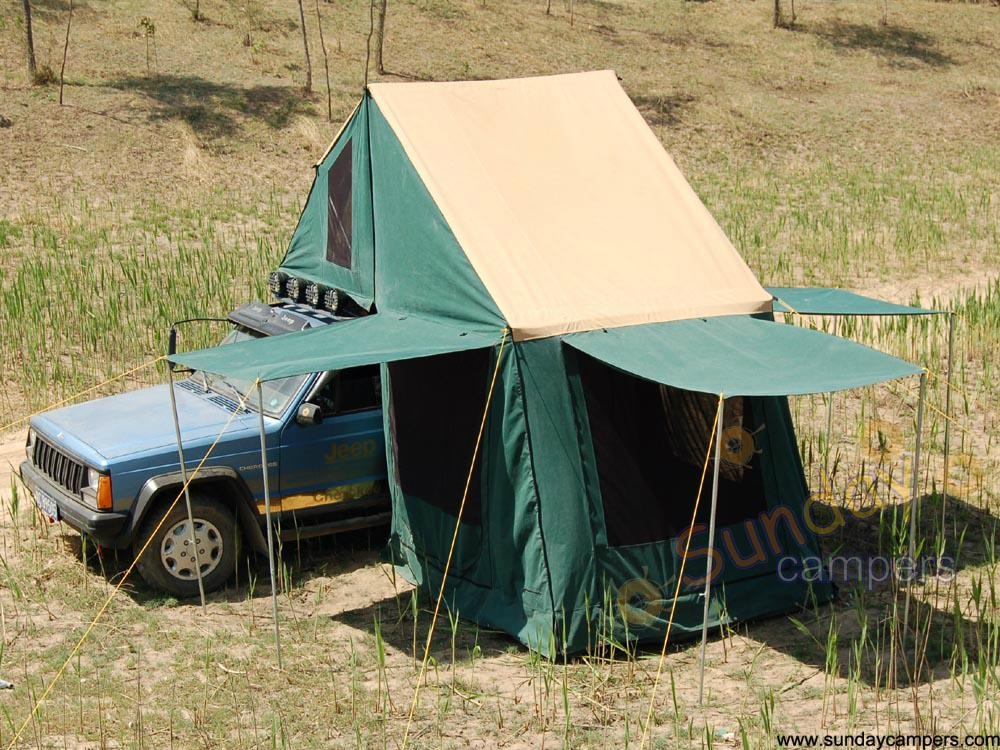 Roof Top Tent SRT02  1