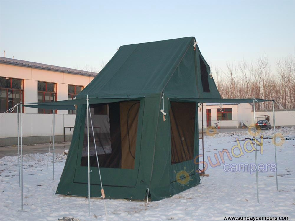 Roof Top Tent SRT02  2