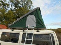 Hard Top Roof Tent --Agatesnail 3