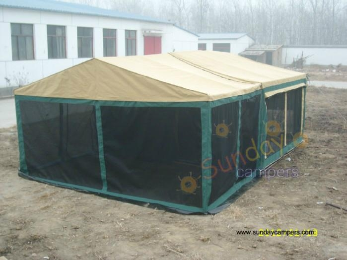2012 Brand New Homey Camper(Double Queen Size Beds) 2
