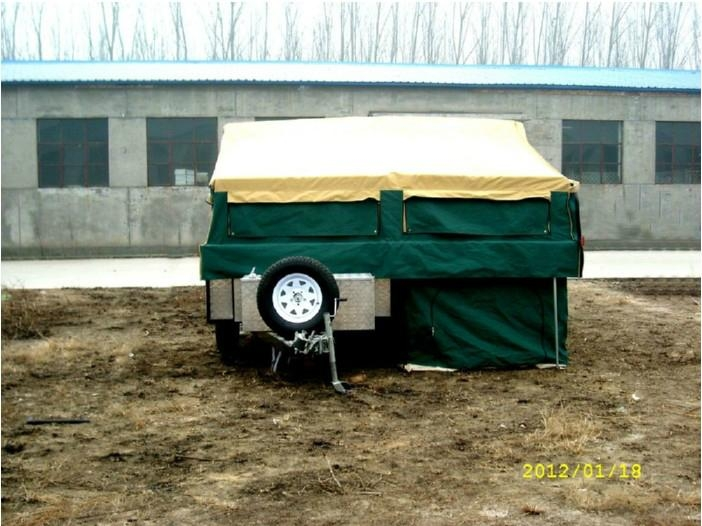 2012 Brand New Homey Camper(Double Queen Size Beds) 5