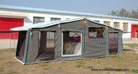 Camper Trailer Tent SC08DA (Double Annex)  5