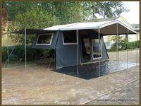 Camper Trailer Tent SC02 (9ft)  2