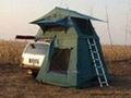 car roof top tent /small tent /folding tent 2