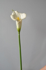 artificial PU callla lily