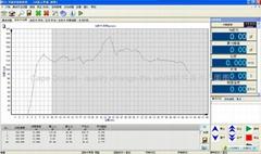 Annular initial viscosity testing machine
