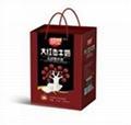 大红枣牛奶16盒竖提礼品装