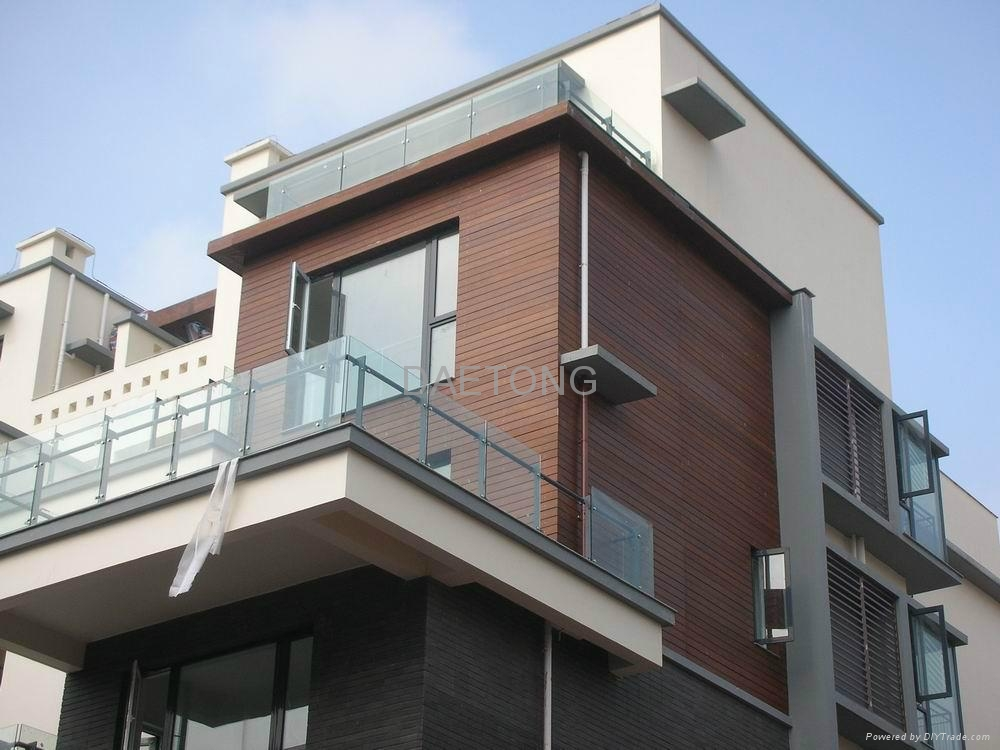 Wooden Exterior Cladding 16W03B Daetong China Trading Company Other D
