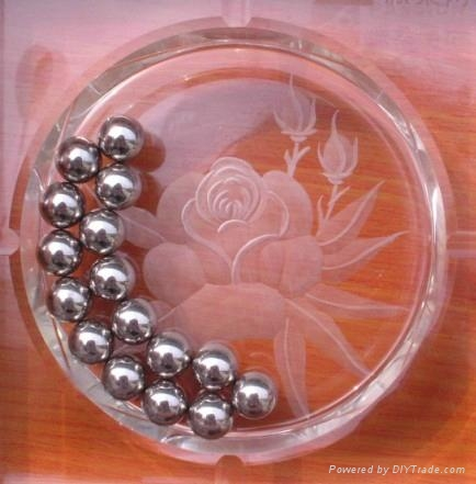 AISI304/AISI316 staniless steel ball for cosmetic products 4