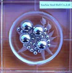 E52100 bearing steel ball(100CR6,GR15)