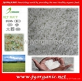 Frozen organic rice