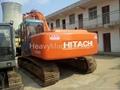 HITACHI EXCAVATOR EX200-3 2