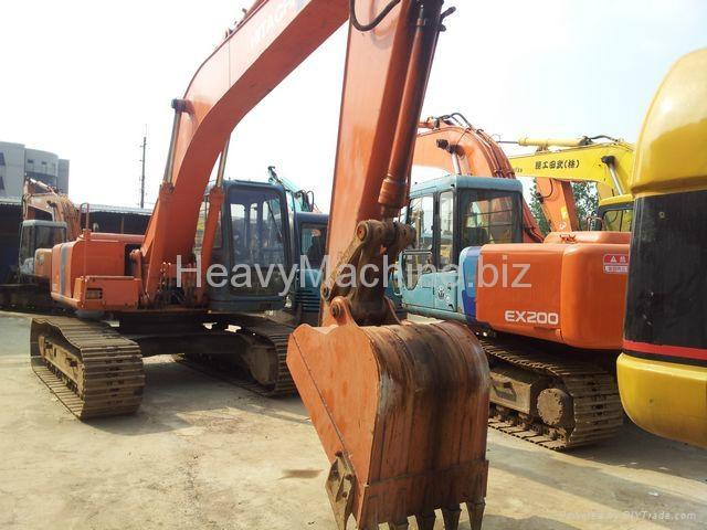 日立挖掘机 EX200-3 4