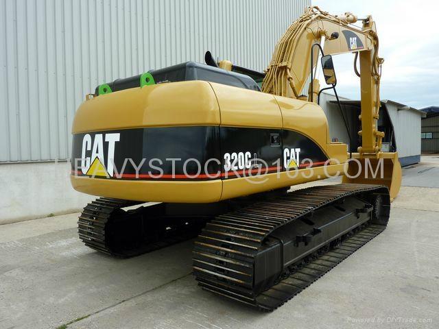 CAT EXCAVATOR 320C 5