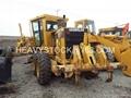 ORIGINAL CAT MOTOR GRADER 140H SN 5HM00685 4