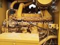 ORIGINAL CAT MOTOR GRADER 140H SN 5HM00685 5