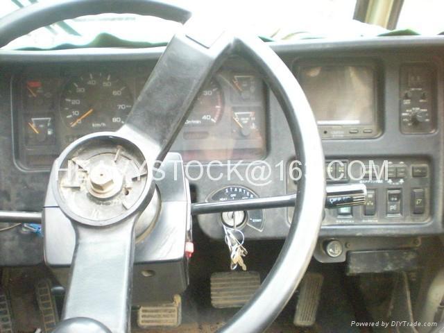 原装进口神钢越野吊车RK250-3 5