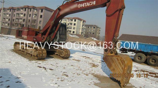 原装进口日立挖机EX200-1 1