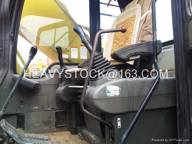 原装进口小松挖机PC200-6 5
