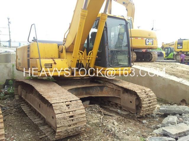原装进口小松挖机PC200-6 2