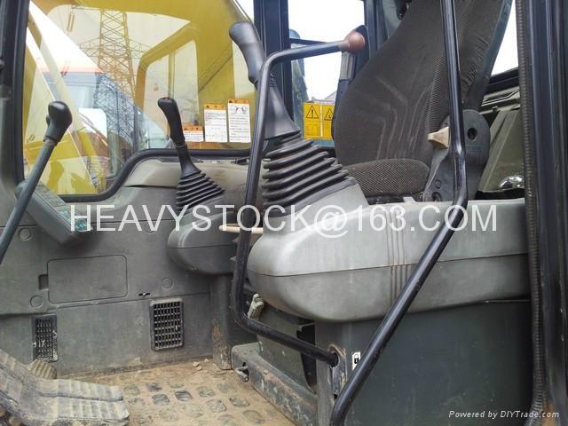 原装进口小松挖机PC200-6 3
