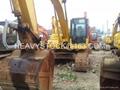 原装进口小松挖机PC200-7 3