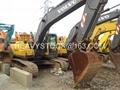 原装进口沃尔沃挖掘机EX210