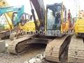 原装进口沃尔沃挖掘机EX210BLC 3