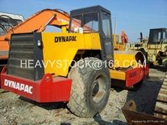 ORIGINAL DYNAPAC COMPACTOR ROLLER CA30D