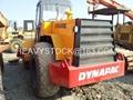 ORIGINAL DYNAPAC COMPACTOR ROLLER CA30D 2