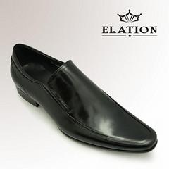 Succinct fashion men's business work shoe