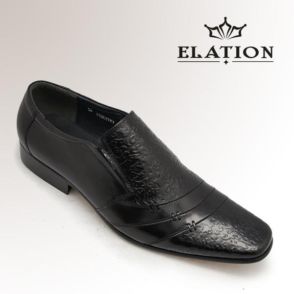 e9fbd4a993d42 Flowery printed dress party shoes men - YM 153E01 - elation (China ...