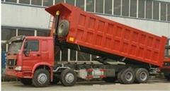 Howo Dump Truck 8x4 -From Sinotruck
