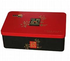 鐵盒-茶葉罐1