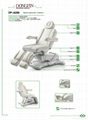 Multifunctional electric massage table beauty facial bed with three motors(CE) 3