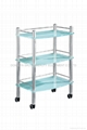 Beauty salon trolley cart (DP-5125A)