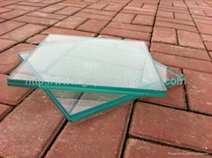 Laminated tempered glass supplier China