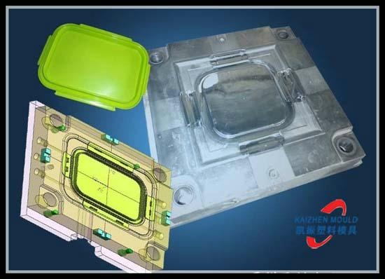 Plastic box mould,crisper mould,storage box mould,preservation box mould 4