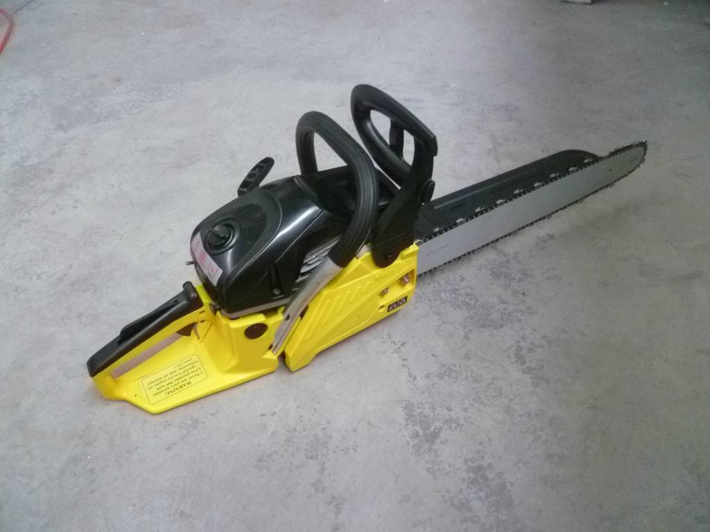 58CC gasoline chain saw 2