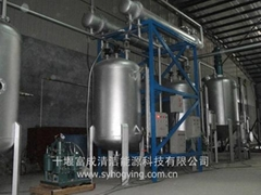 废油再生柴油设备