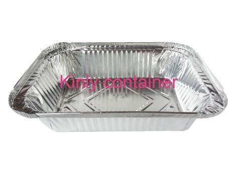 Rectangular Aluminium Foil Containers 1
