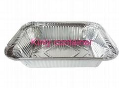 Rectangular Aluminium Foil Containers