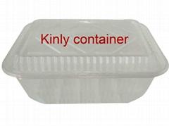 800ml microwaveable  filp  box