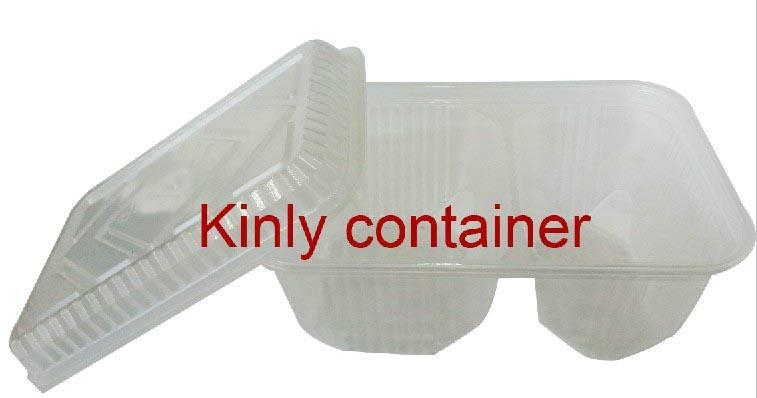 microwaveable  filp  box-2  compartments 1