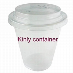 16oz Clear Plastic Cup